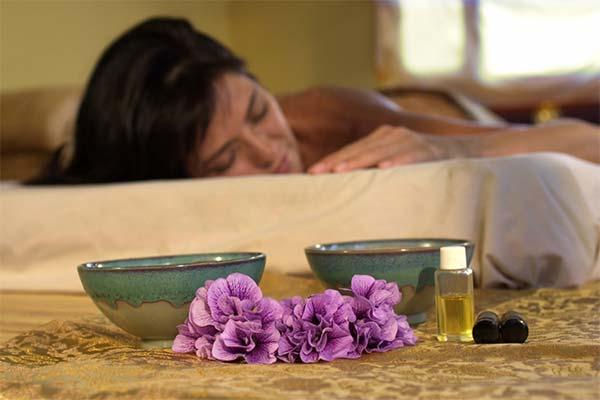 Ароматерапия для спокойного отдыха