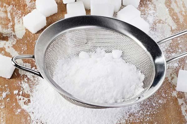 Чем сахарная пудра отличается от сахара