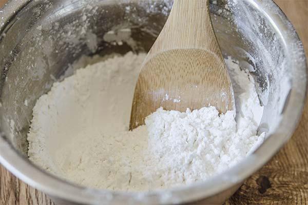 Что можно приготовить из рисовой муки