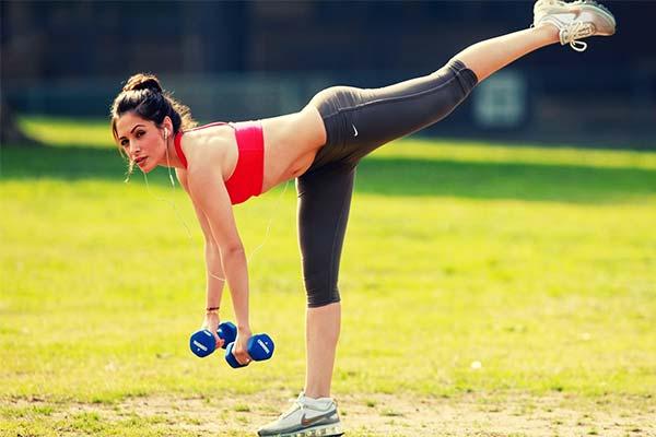 Что нужно знать при занятиях спортом во время месячных