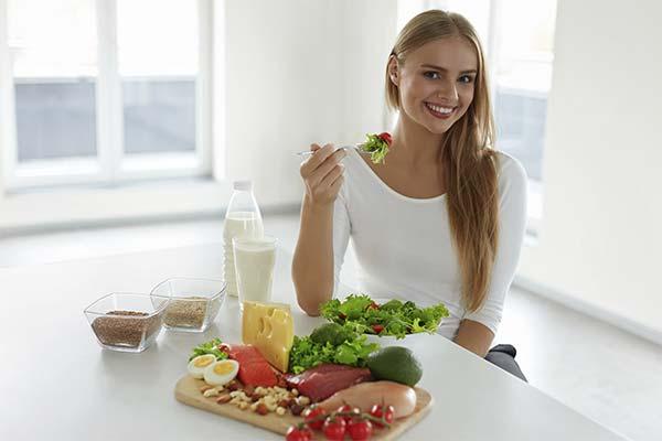 Диеты и питание для похудения щек