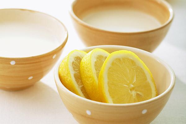 Домашние рецепты для волос с лимоном