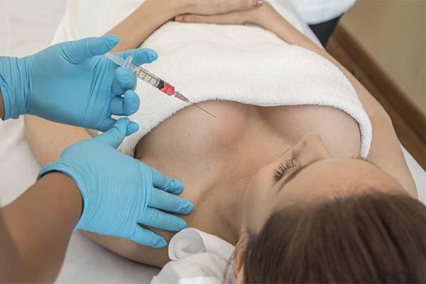 Инъекции гиалуроновой кислоты