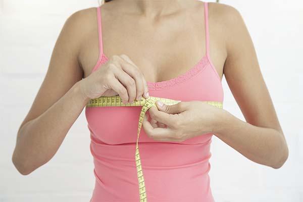 Как девушке увеличить грудь без операции
