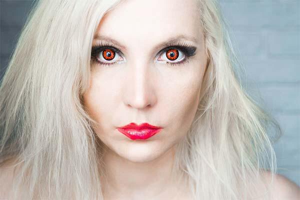 Как изменить цвет глаз в домашних условиях