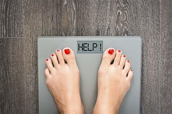 Как набрать вес при заболеваниях