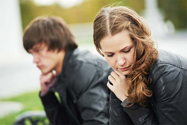 Как не обидеть парня при расставании