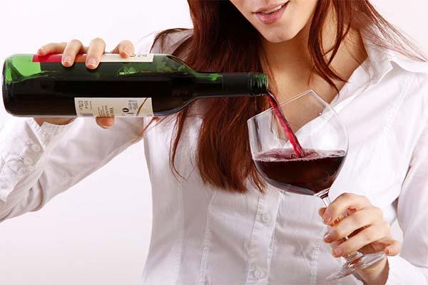 Как пить вино и не пьянеть