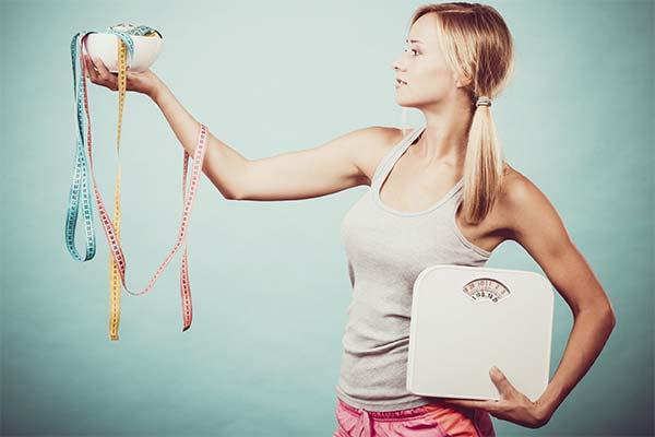 Как поддерживать набранный вес
