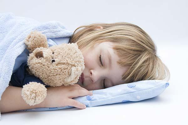 Как помочь ребенку заснуть