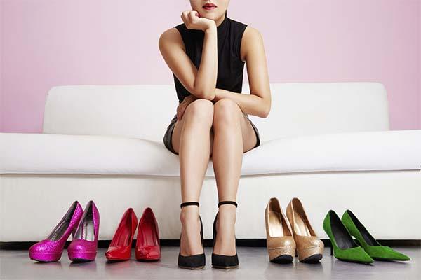 Как правильно выбрать обувь на каблуке