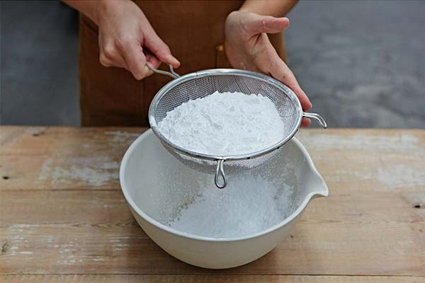 Как приготовить сахарную пудру