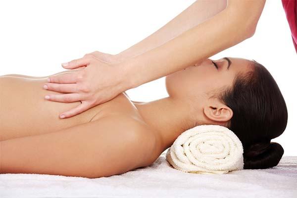 Как увеличить грудь с помощью массажа