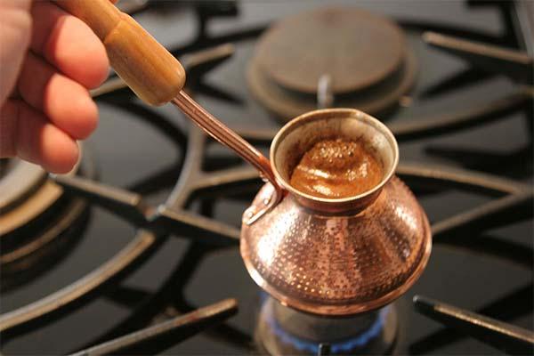 Как вкусно варить кофе в турке