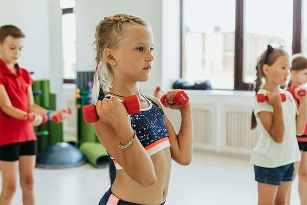 Как заставить ребенка заниматься спортом