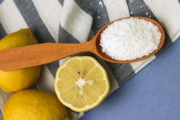 Лимонная кислота для очистки утюга