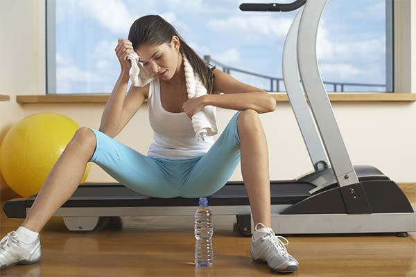 Могут ли занятия спортом во время месячных навредить