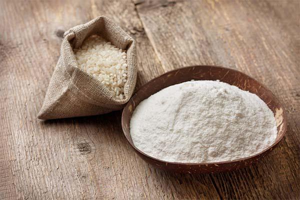 Можно ли употреблять рисовую муку при заболеваниях