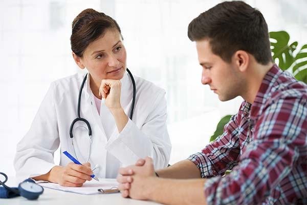 Обращение к врачу при бессонницы