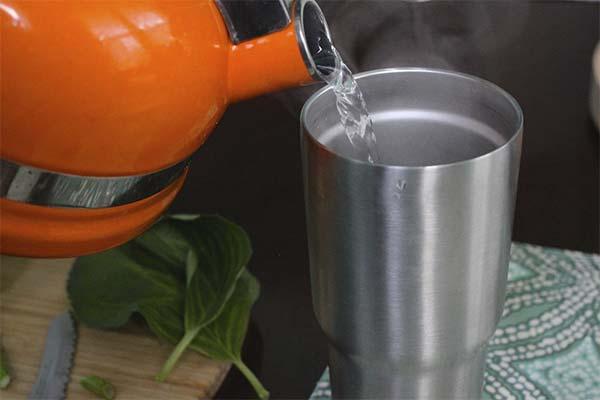 Подготовка воды к поливу орхидей