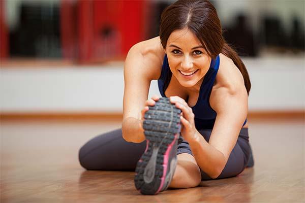 Правила выполнения упражнений при ПМС