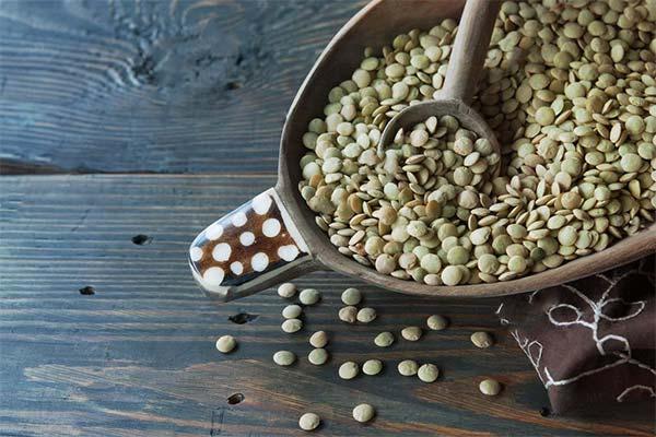 Рецепты народной медицины на основе чечевицы