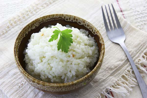 Японская рисовая диета