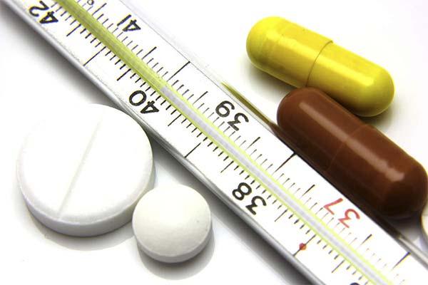 Как быстро сбить температуру лекарствами