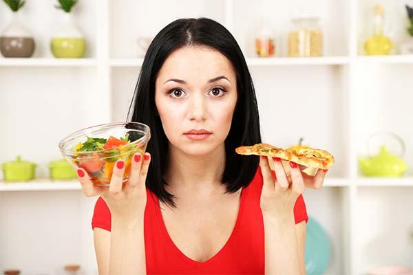 Как нужно питаться после японской диеты