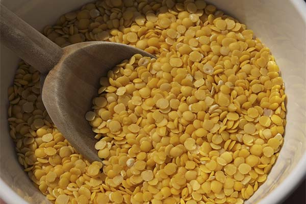 Как варить желтую чечевицу