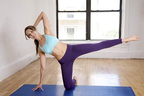 Можно ли похудеть в бедрах с помощью йоги