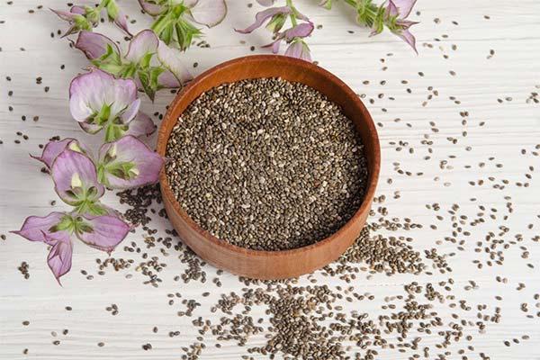 Можно ли употреблять семена чиа при болезнях