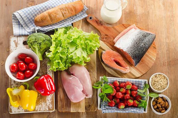 Питание и диета при панкреатите