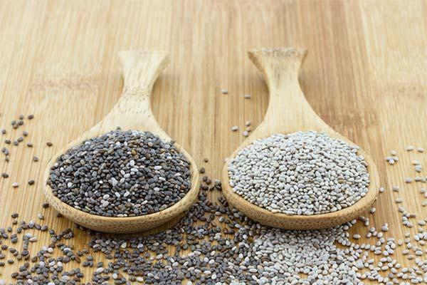 Польза и вред семян чиа