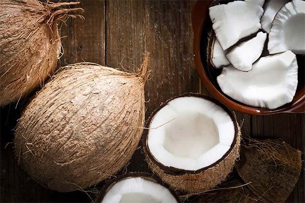 Как правильно хранить открытый кокос