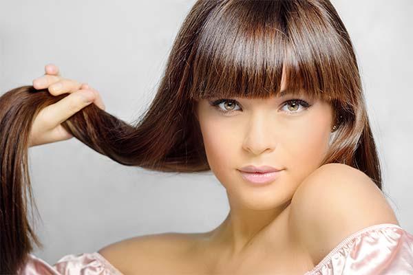 Подходящие стрижки для жестких волос