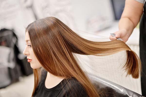 Правила ухода за жесткими волосами