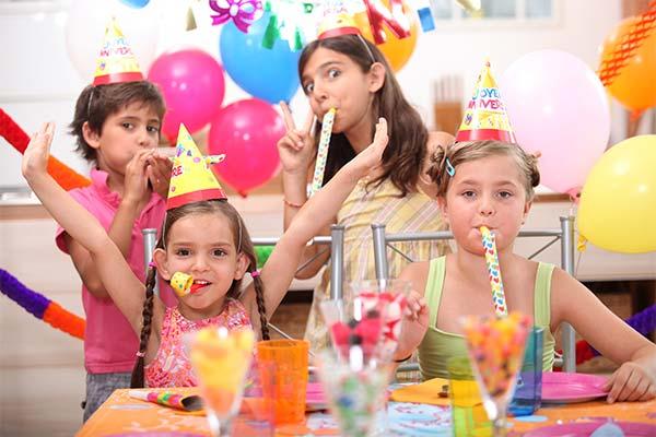 Как весело отметить день рождения ребенка